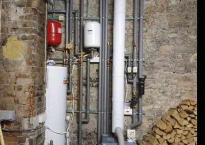 Grant Boiler House Oil Boiler & Unvented Cylinder Installation