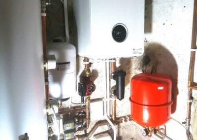 Worcester Greenstar 8000 Gas Boiler Installation (12 Year Guarantee)