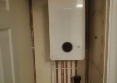 Worcester Greenstar 2000 gas boiler installation (6 year guarantee)