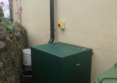 Worcester Greenstar External Combination Oil Boiler Installation (7 year guarantee)